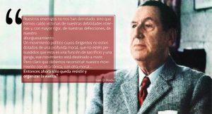 En el aniversario del nacimiento de Juan Domingo Perón