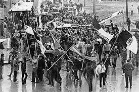 LA MARCHA SOBRE EZEIZA – PELÍCULA DE CARLOS NINE