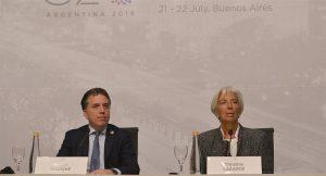 FMI: IDEAS, ERRORES Y PÉRDIDA DE RELEVANCIA. SU ACTUACIÓN EN ARGENTINA