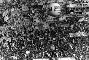 27 DE ABRIL DE 1979 | LA PRIMERA HUELGA GENERAL DE LA CGT CONTRA LA DICTADURA MILITAR